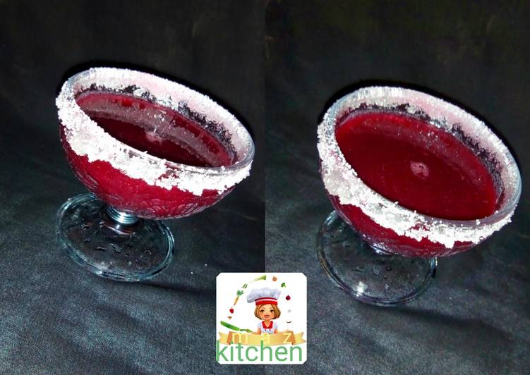 Check out this delicious recipe zobo drink