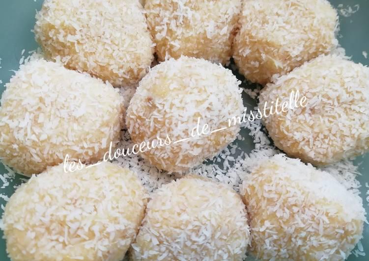 Recette: Appétissant Perles aux restes de gâteau