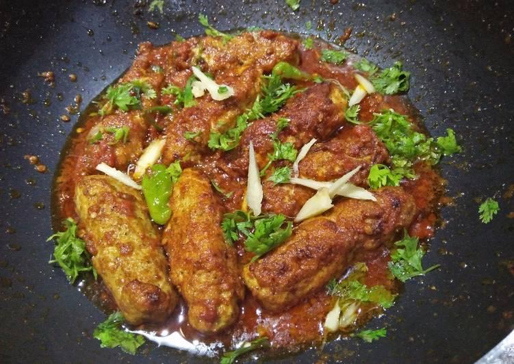 BBQ kabab karahi