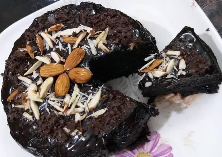 Moist chocolate cake 🎂🎂
