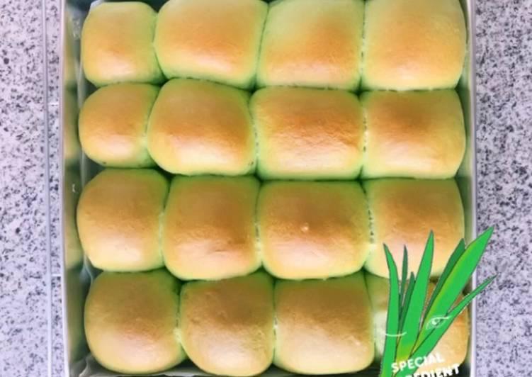 Roti sobek (pandan)
