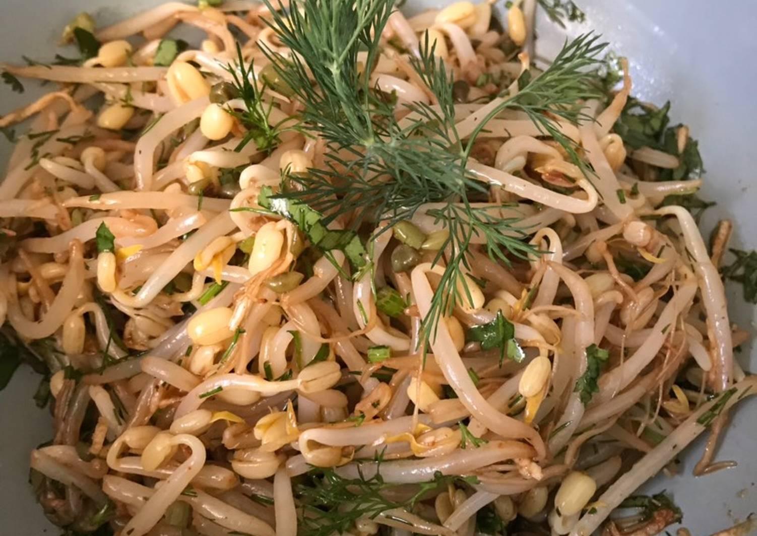 авто нами, салат из проросшей пшеницы рецепт с фото сегодня