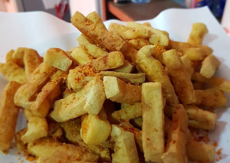 Your State Of Health Can Be Affected By The Foods You Choose To Eat Spicy deep fried tofu