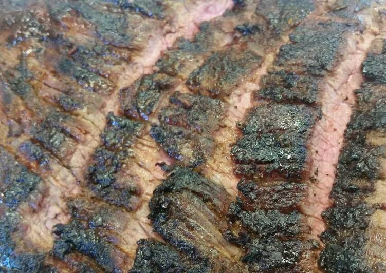 Red Chile Flank Steak