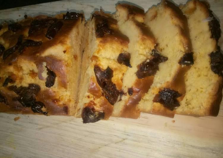 Nutricake Brownies toping Kurma