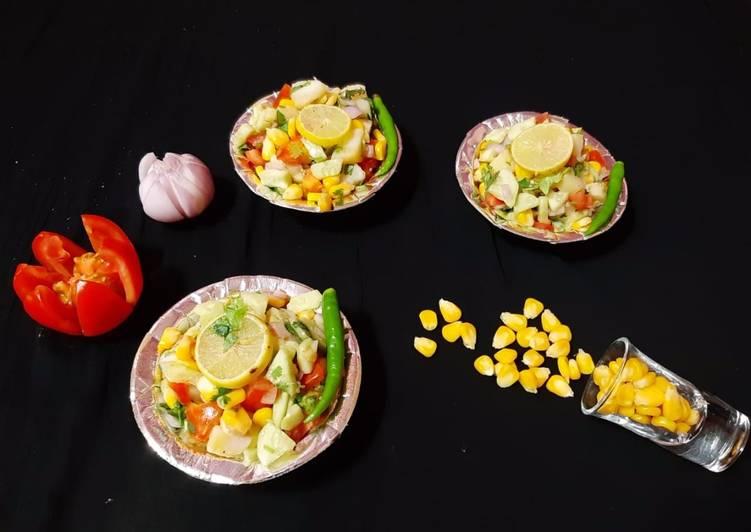 Easiest Way to Cook Perfect Diet Veggie Corn