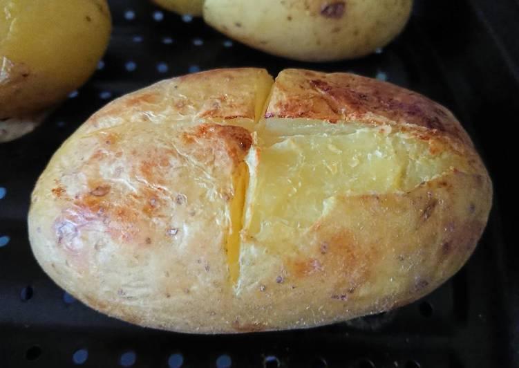 Recipe of Perfect Jacket Potatoes