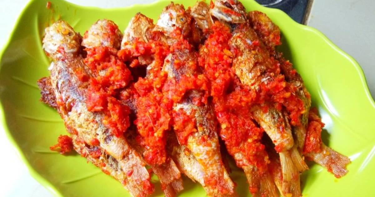 Resep Sambalado Ikan Biji Nangka Oleh Fitri Why Wahyuni Cookpad