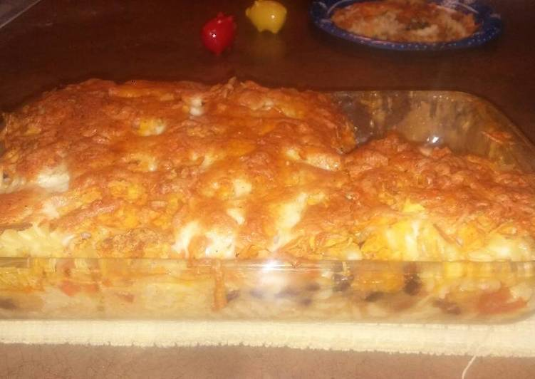"All-Star ""7-Layer"" Casserole"