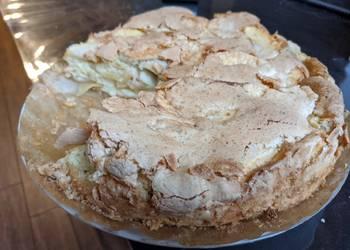 How to Recipe Tasty Easy Apple Charlotte pie