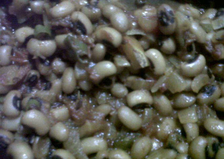 Lobia/Black Eyed Pea Curry