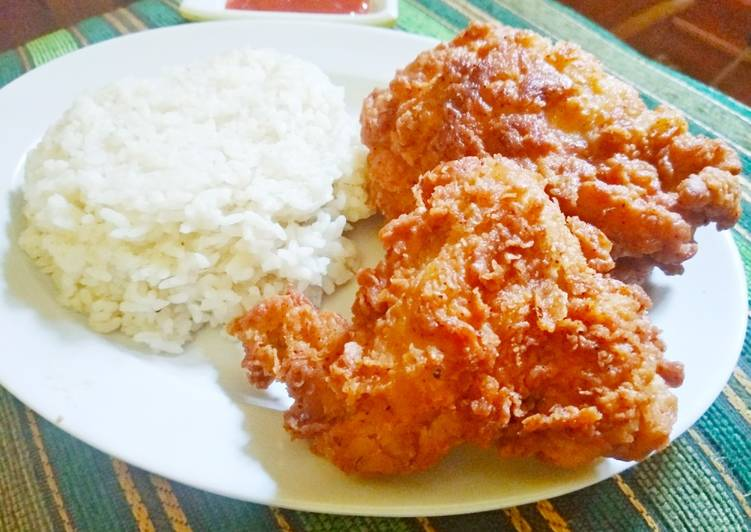 Resep Ayam Goreng KFC Anti Gagal