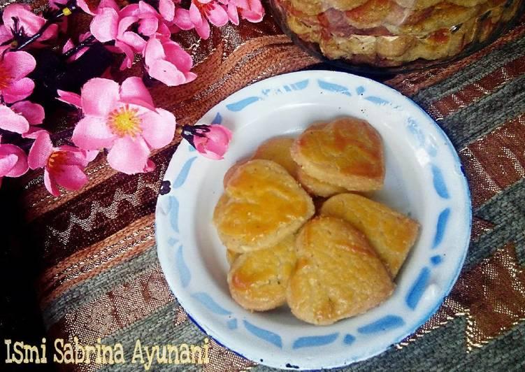 Resep Peanut Cookies Orang Palu Bilang Kue Bimoli Oleh