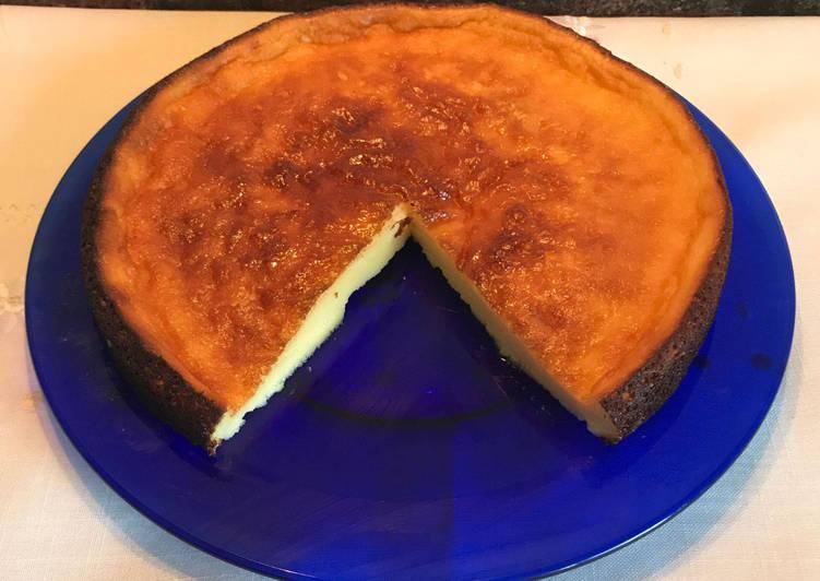 ingredientes para hacer tarta de queso philadelphia