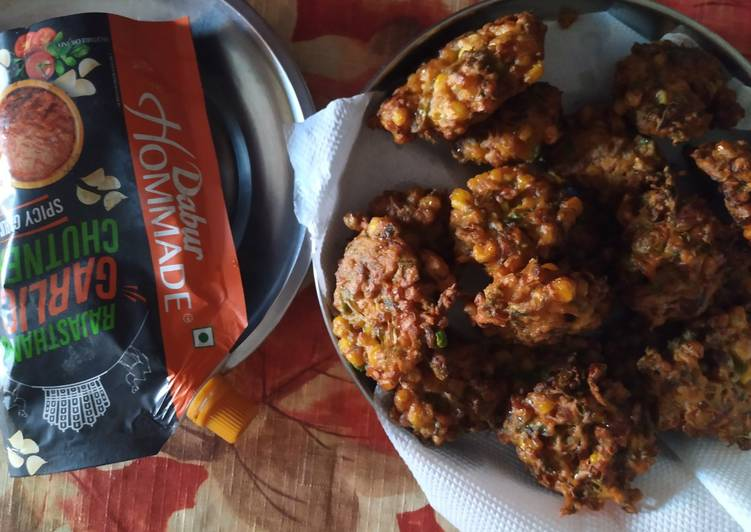 30 Minute Recipe of Cooking Corn tikies!