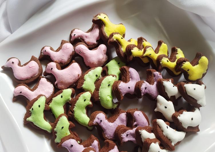 Icing Choco Cookies