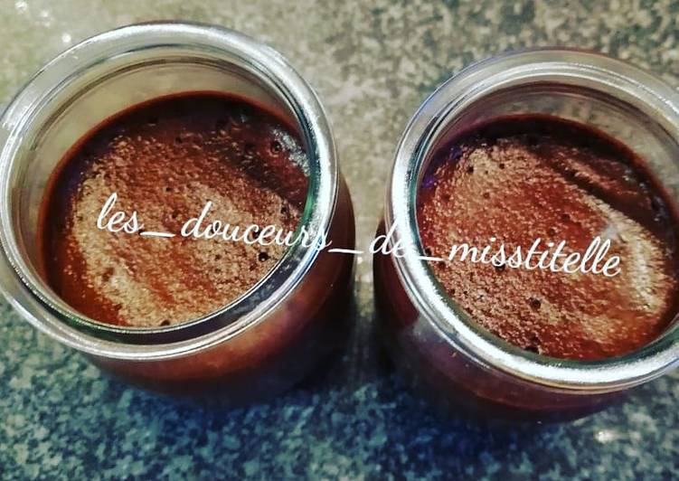 Comment Servir Mousse au chocolat sans sucre
