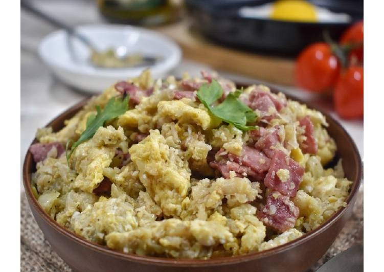 Resep Lowcarb Cauliflower Fried Rice Paling Top