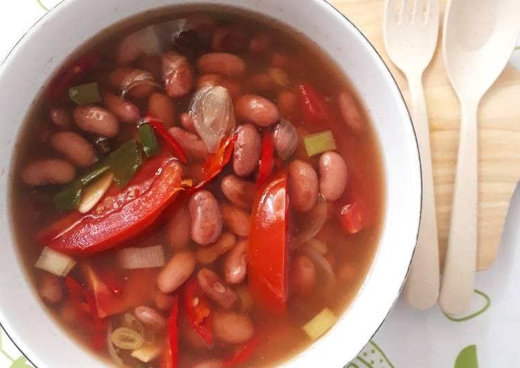 Angeun Kacang Merah