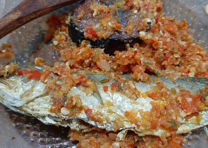 Ikan Balado Diet #fittyaarietya
