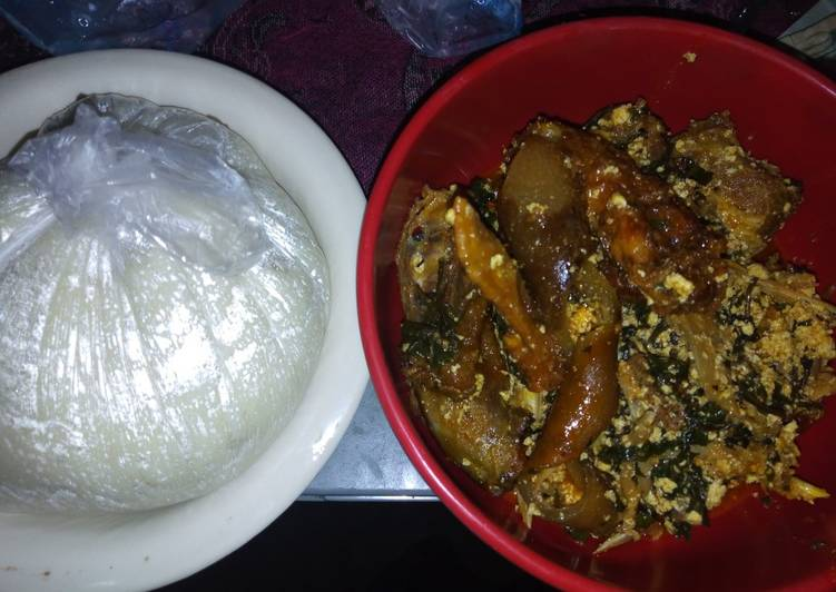 25 Minute How to Make Special Egusi soup