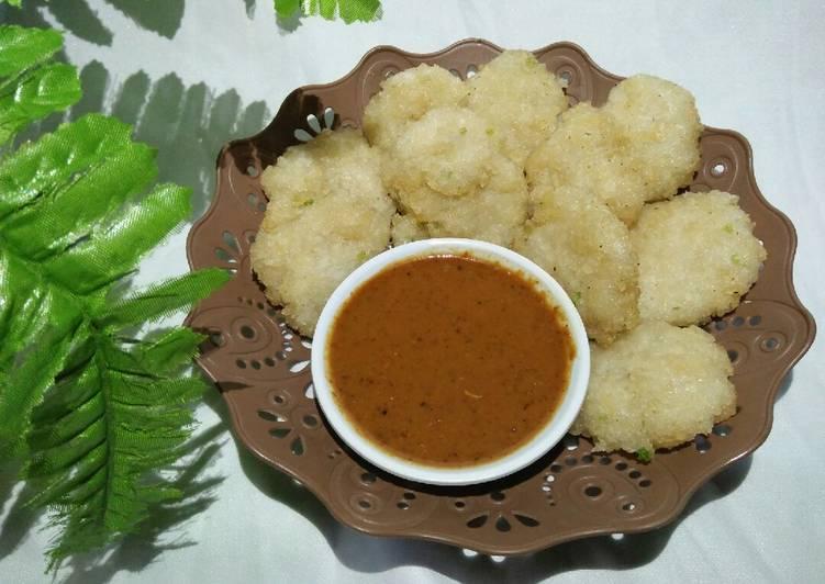 Cireng nasi (bisa di frozen ya😂)