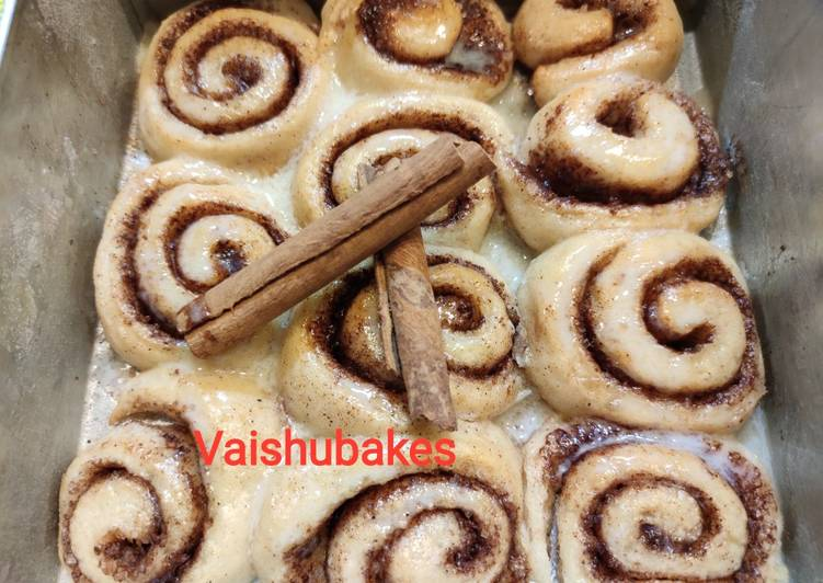 Step-by-Step Guide to Make Any-night-of-the-week Cinnamon Rolls