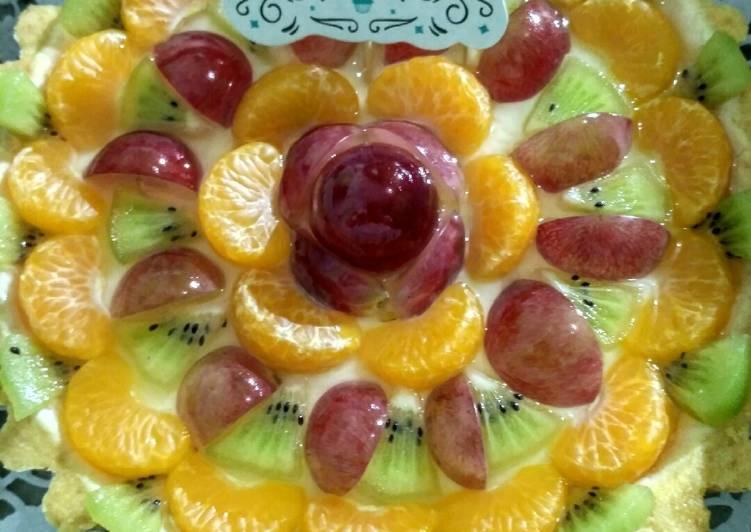 Resep Fruit pie jumbo Paling Gampang