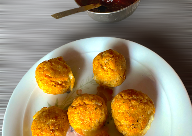 Step-by-Step Guide to Prepare Favorite Schezwan Rice Balls In Airfryer