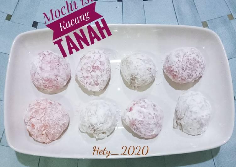 Mochi Isi Kacang Tanah (resep 1) - cookandrecipe.com