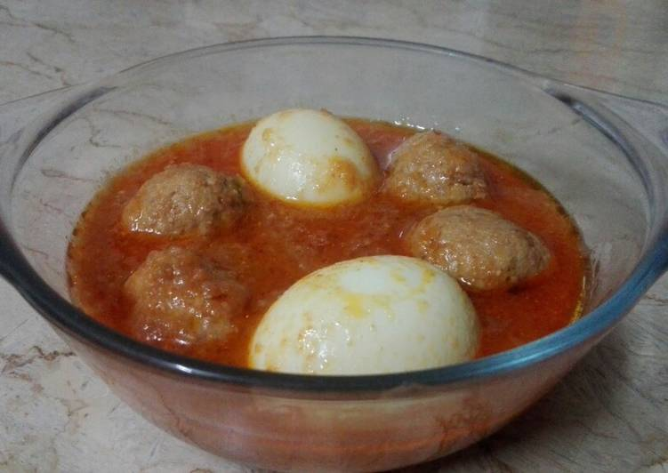 Easiest Way to Make Favorite Anday koftay