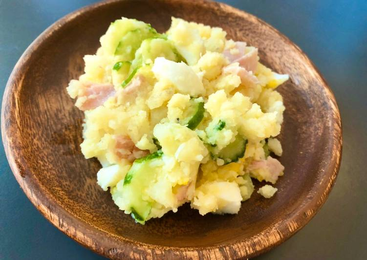 Easy to Prepare Perfect Potato salad