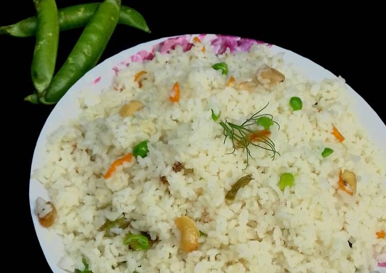Basmati fried rice