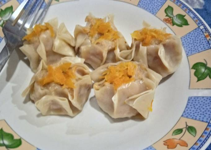 Dimsum Ayam (Tanpa Minyak Wijen) - projectfootsteps.org