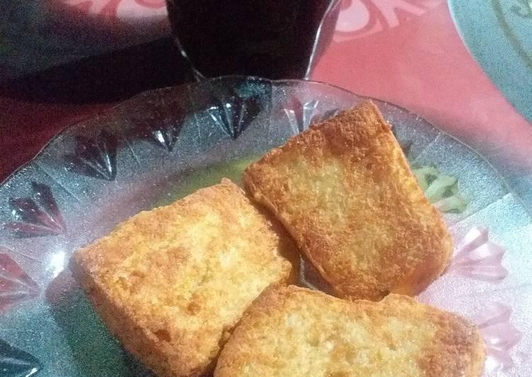 Resep Nugget Ayam Tanpa Tepung Debm Oleh Imafy Cookpad