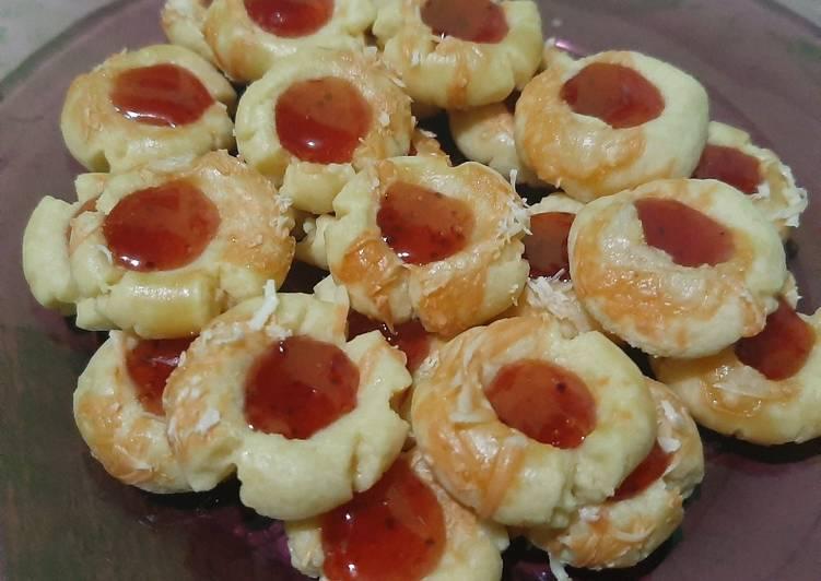 Thumbprint Cookies Mabes