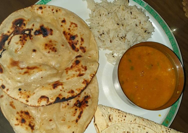 Simple Way to Make Any-night-of-the-week Homemade Naan