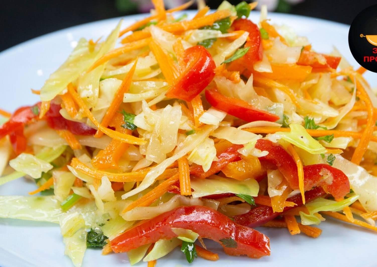 ходе салаты из корейской капусты рецепты с фото место доме