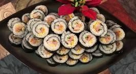 Hình ảnh món Kimbap Hàn Quốc