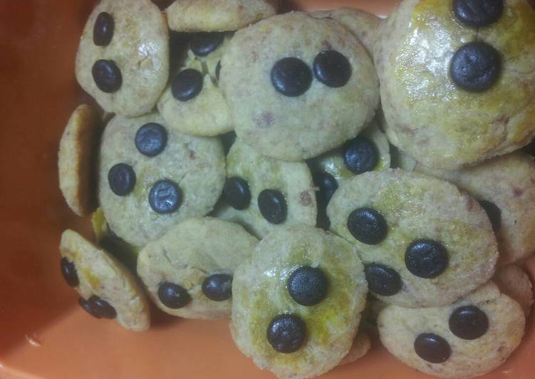Cookies chocochips renyah (teflon)