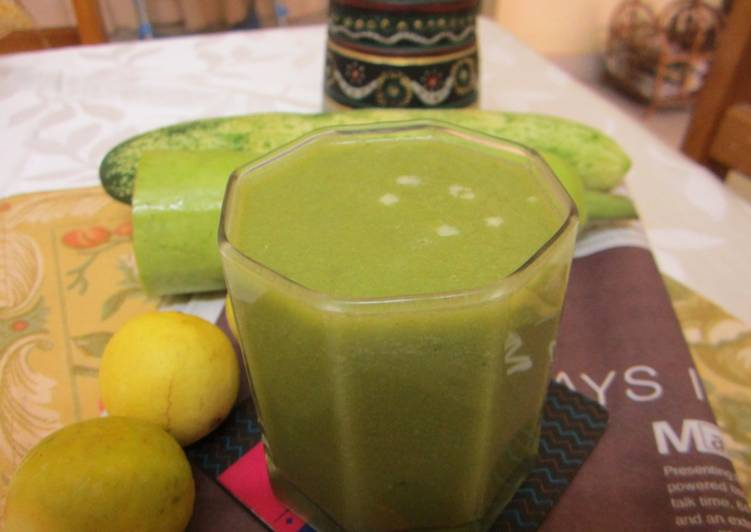 The Green Flush : Healthy Fresh Juices
