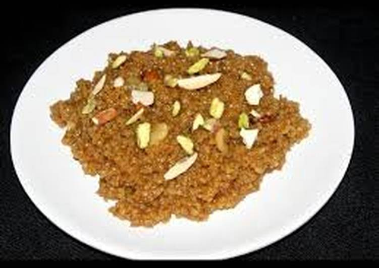Recipe of Perfect Sindhi Bhatt