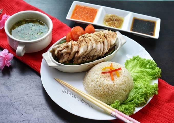 Nasi Ayam Hainan#KCHUP