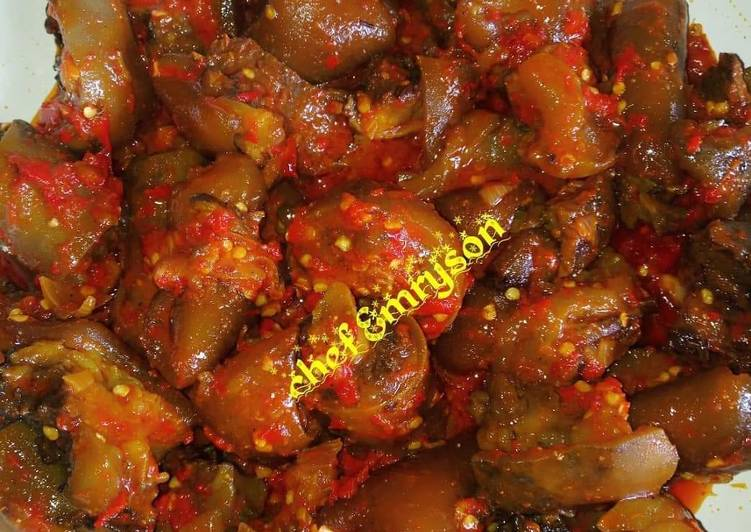 Easiest Way to Make Ultimate Peppered cow tail