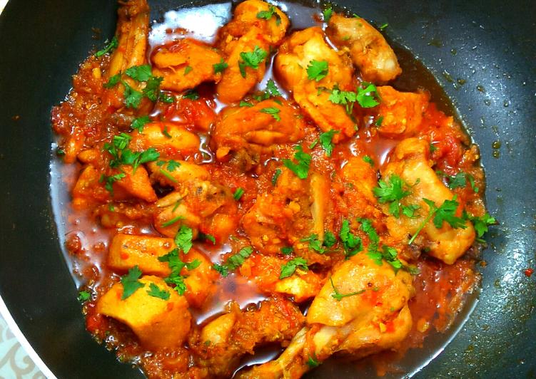Lahori Karahi Recipe