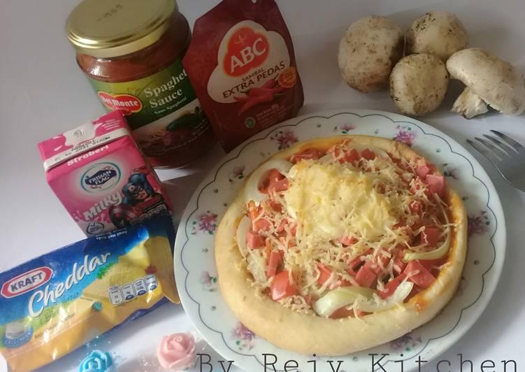 16. Pizza Mini Simple #selasaBISA
