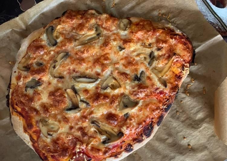 Recette: Pizza 🍕