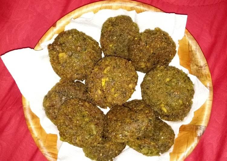 Falafel syrienne