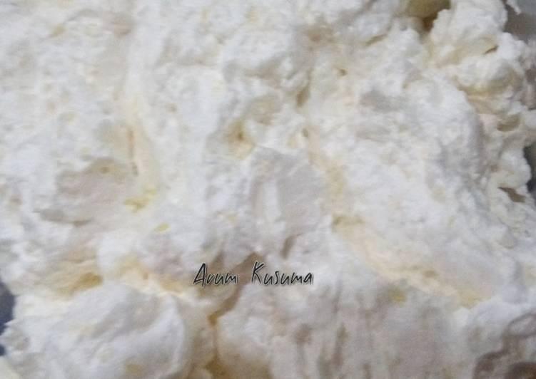 Butter Cream Keju