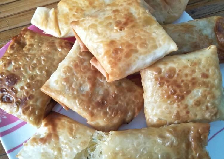 Martabak Usus Crunchy